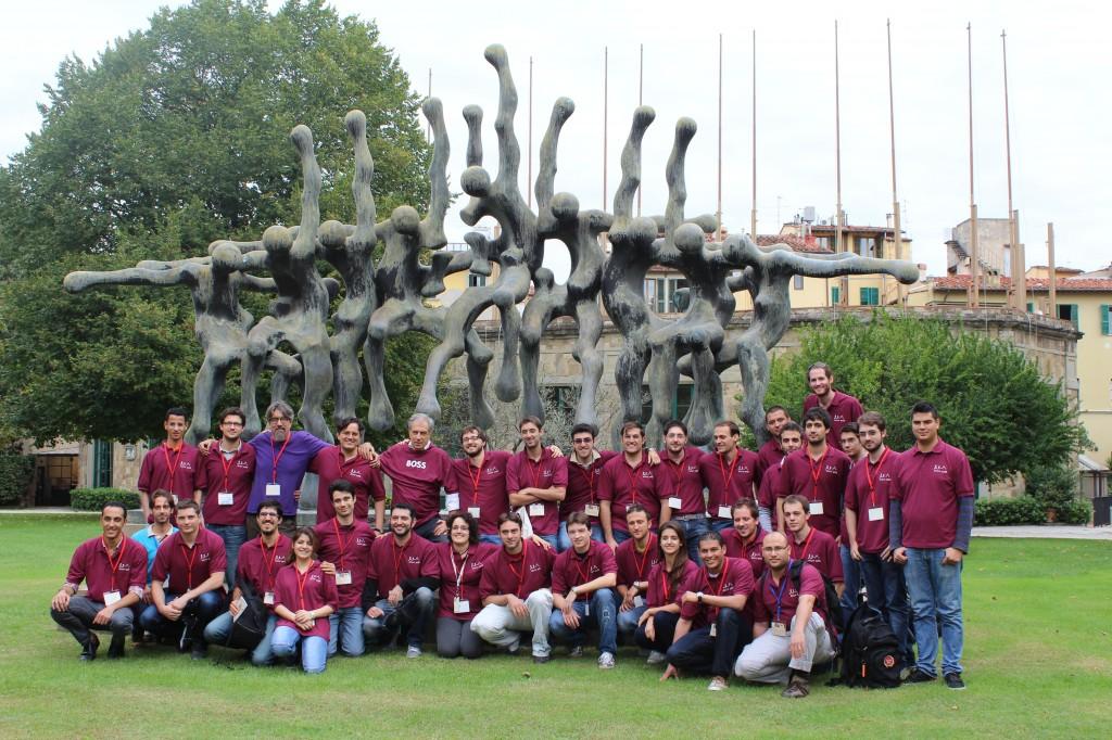 ECCV 2012 Volunteers
